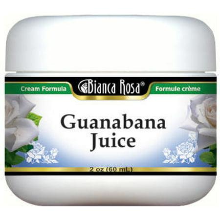 Guanabana Juice Cream (2 oz, ZIN: 520390)