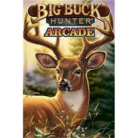 Big Buck Hunter Arcade PC DVD-Rom Big Buck Hunter Online