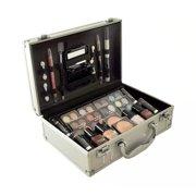 Carry All Trunk Train Case w/ Make Up + Aluminum Case