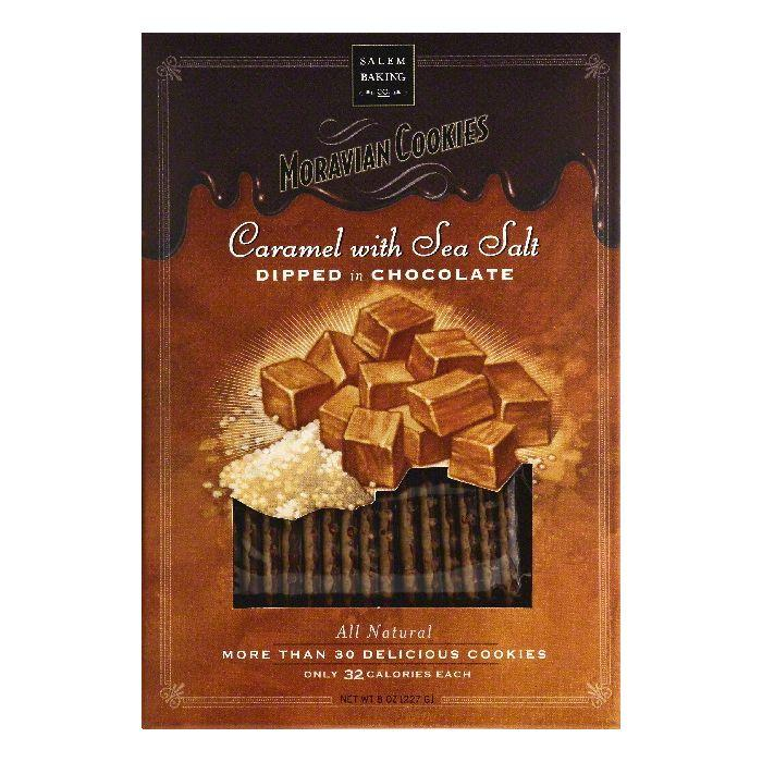 Salem Baking Dipped In Chocolate Caramel With Sea Salt Mo...
