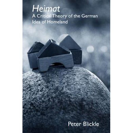 Heimat : A Critical Theory of the German Idea of Homeland](German Outfit Ideas)