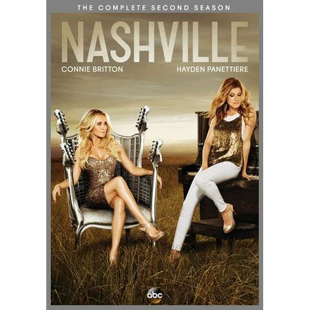 Nashville Complete 2Nd Season  Dvd 5 Disc   Buena Vista