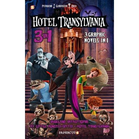 Hotel Transylvania 3-in-1 #1 ()