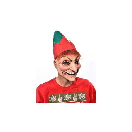Zagone Studios N1018 Speedy the Elf Mask - Zagone Studios Halloween Masks
