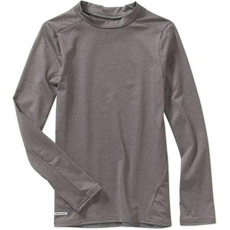 aae671eb Starter - Boys' Long Sleeve Compression Shirt - Walmart.com