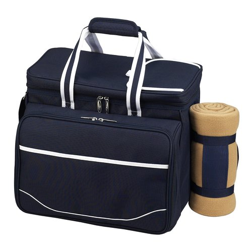 Picnic At Ascot Deluxe Picnic Backpack