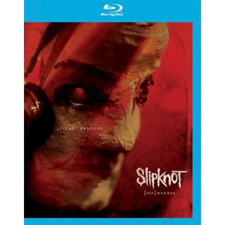 Slipknot: (sic)nesses Live at Download (Blu-ray)