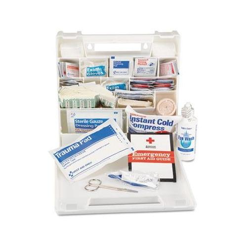 Impact Products 7850 Industrial 50 Person Plastic First Aid Kit IMP7850