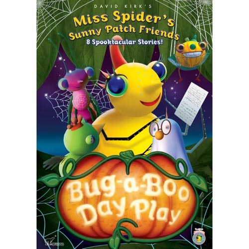 Miss Spider: Bug-A-Boo Day Play