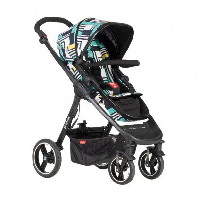 phil&teds Mod stroller (Phil And Teds Navigator Stroller With Doubles Kit)