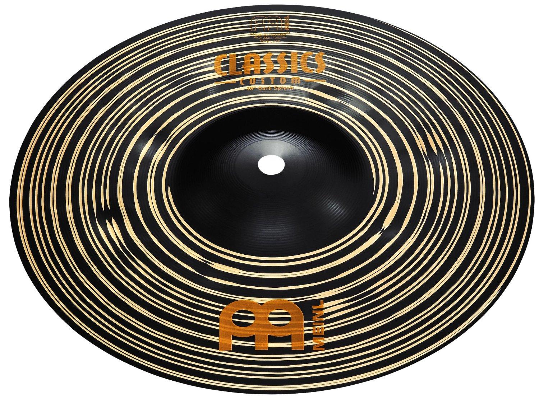 """Meinl Cymbals CC10DAS Classics Custom Dark 10"""" Splash Cymbal by Meinl"""