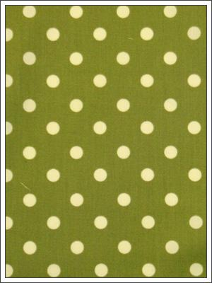 Antigua Dining Armchair in Royal Oak-Fabric:Polka Dots on Green by Boca Rattan