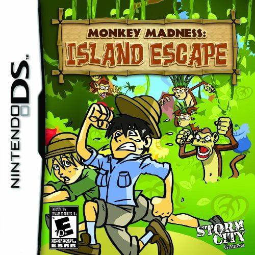 Monkey Madness: Island Escape NDS