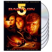 Babylon 5: The Complete First Season (Widescreen) by WARNER HOME ENTERTAINMENT
