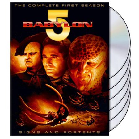 Babylon 5: The Complete First Season (Widescreen)
