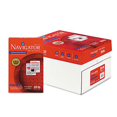 Premium Multipurpose Paper, 97 Brightness, 20lb, 8-1/2x14, White, 5000/Carton, Sold as 1 Carton, 10 Ream per Carton