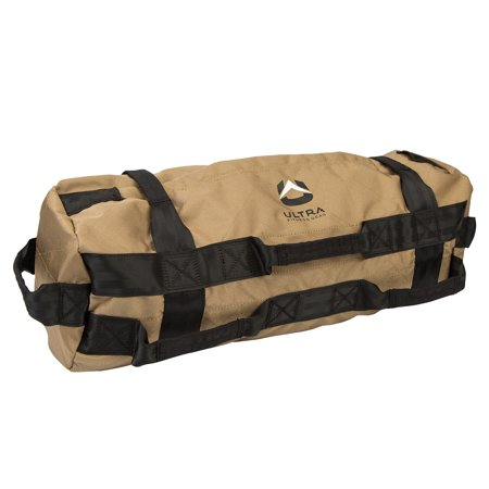 Ultra Fitness Gear Sandbags – Heavy Duty Workout Sandbags for Functional Strength Training, Dynamic Load Exercises, Crossfit, WOD's, General Fitness and Military Conditioning (Medium