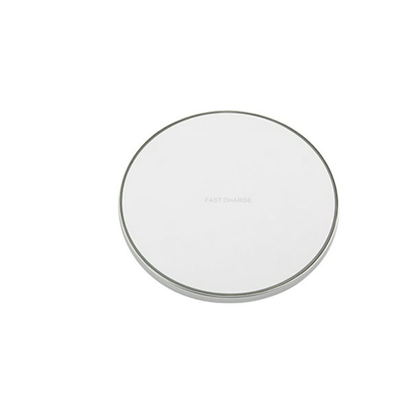 Wireless Charger,Qi Certified 10W Max Fast Wireless Charging Pad Compatible with iPhone and Android