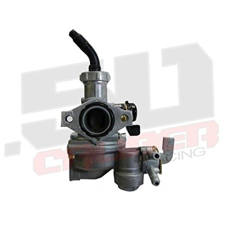 ATC 110 3 Wheeler ATV Off Road Replacement Carburetor Part 1979 1980 1981 1982 [4214-A1] By 50 Caliber -