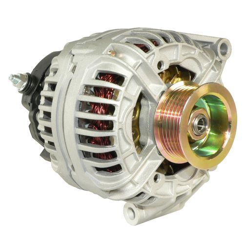 DB Electrical ABO0283 New Alternator For Chevy 3.8L 3.8 Impala 00 01 02 03 04 05 2000 2001 2002 2003 2004 2005 3.4L 3.4 Venture Montana 99 00 01 1999 2000 2001 10344573 10418889 1-2234-01BO 13771