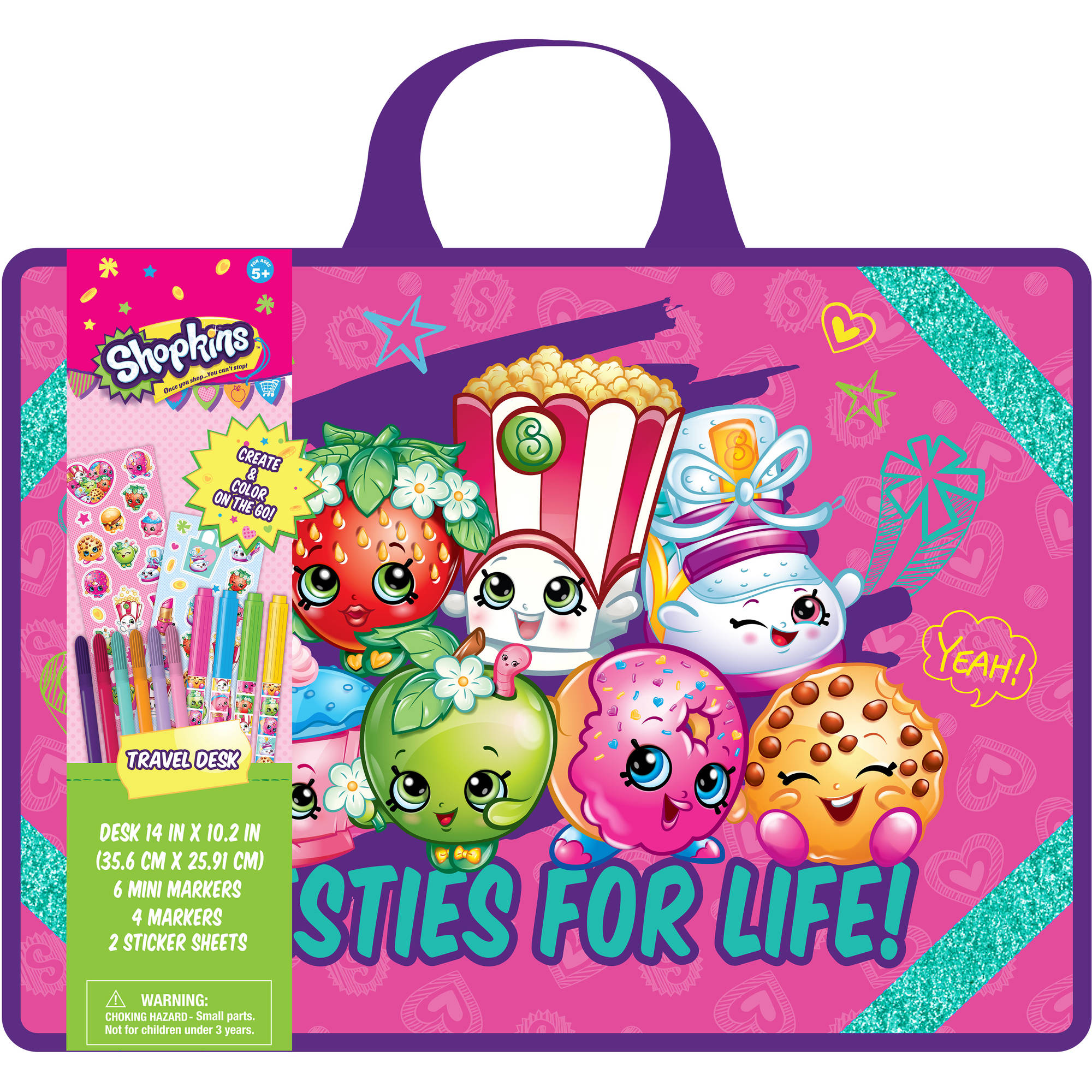 Shopkins Lap Desk