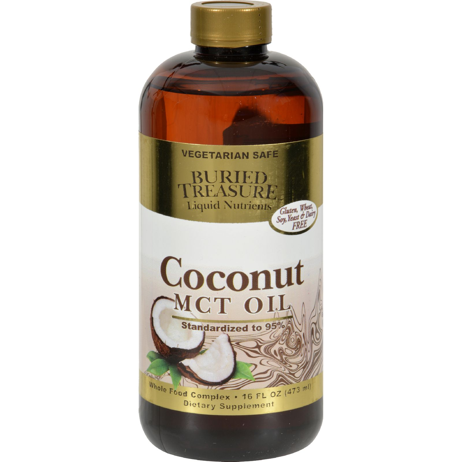 Coconut Oil – MCT
