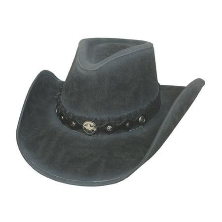 Bullhide Young & Crazy Denim Western Hat - Crazy Hats
