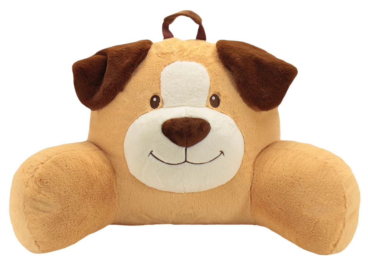 """Sweet Seats Adorable Dog Children's Plush Floor Cushion 