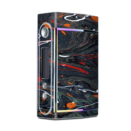 Skin Decal Vinyl Wrap for Voopoo Too 180W TC Vape skins stickers cover / Paint Splatter Swirls](Paint Swirls)