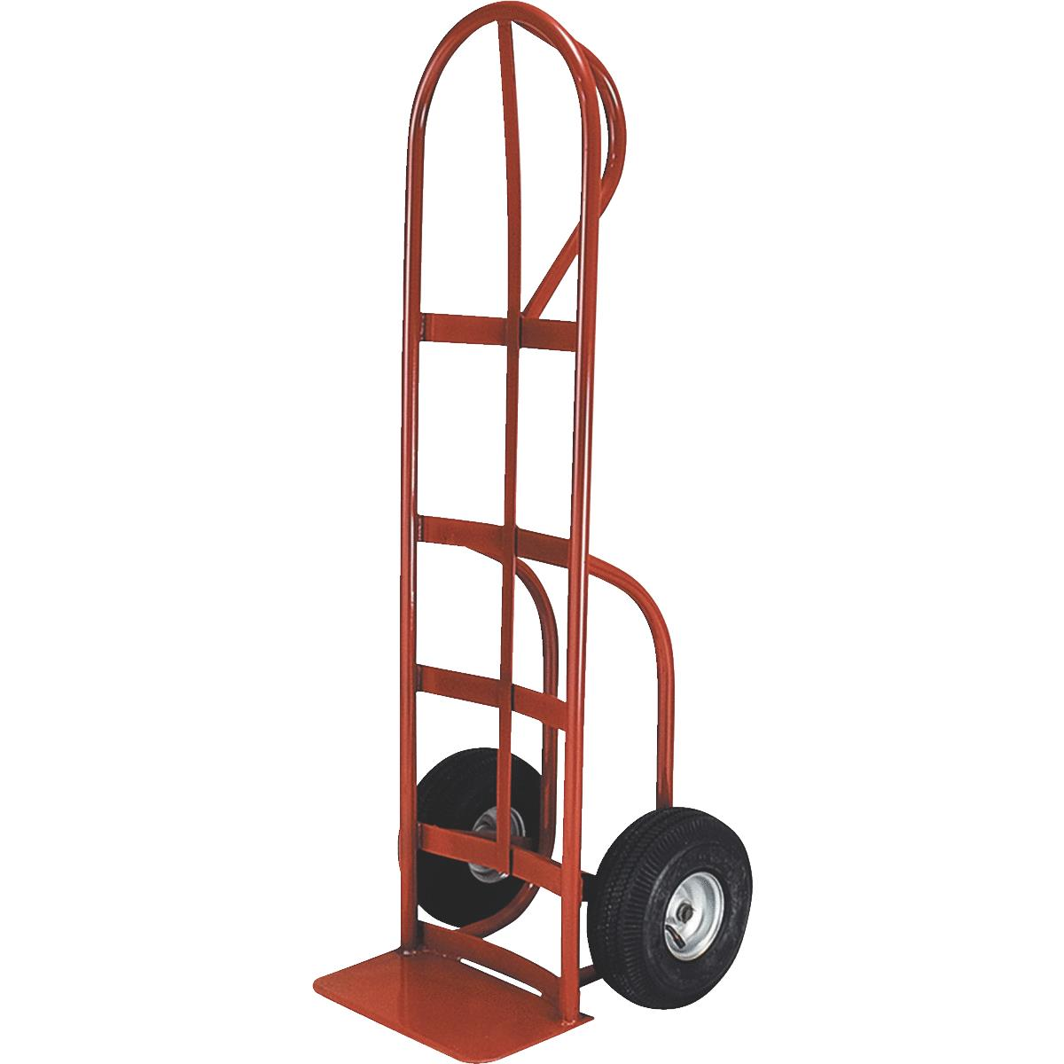 Milwaukee P-Handle Hand Truck With Stair Climber