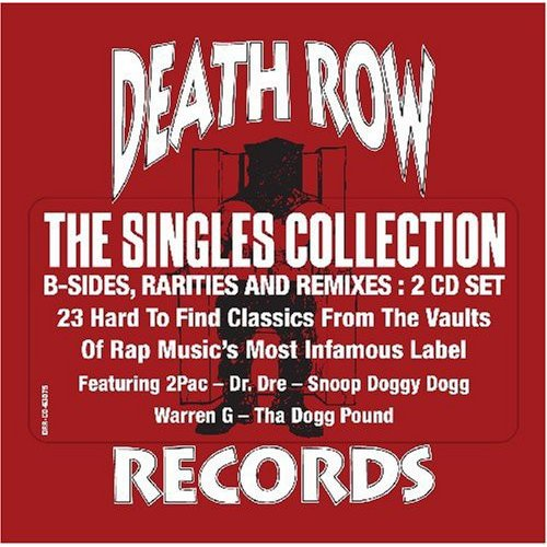 The Death Row Singles Collection (Edited) (2CD)