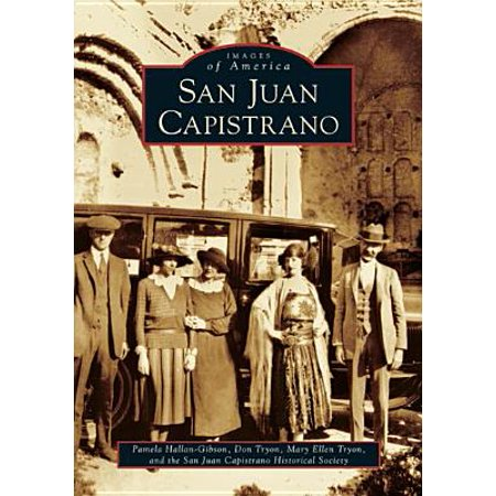 San Juan Capistrano (Train From San Juan Capistrano To San Diego)