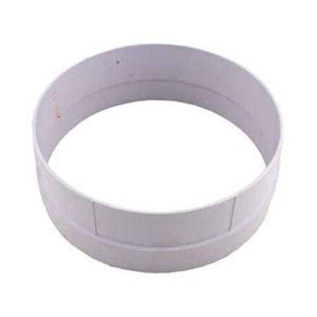 White Skimmer Extension Collar - For 1070 Series Skimmers