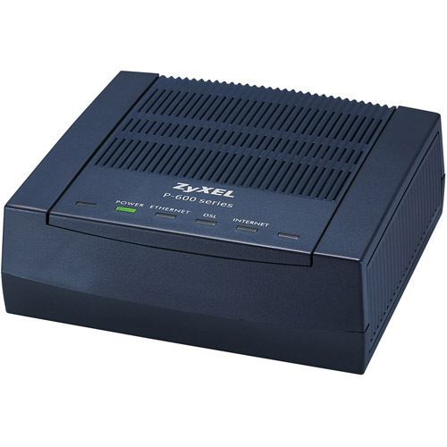 ZyXEL ADSL2+ Ethernet Router