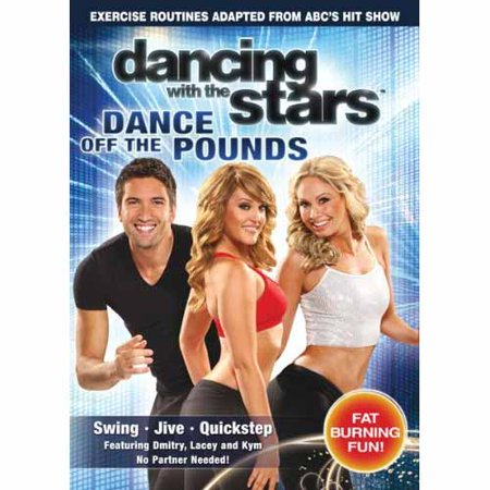 Dancing With The Stars 2019 Halloween (Dancing with the Stars: Dance Off the Pounds DVD)
