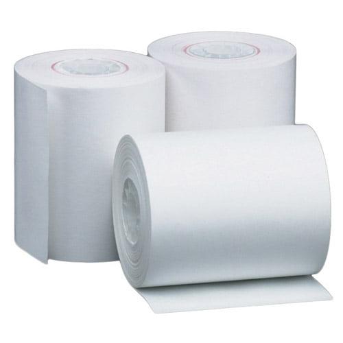 """PAPER ROLLS 2.25"""" X 85' BX/50 1-PLY THRML ROLLS"""