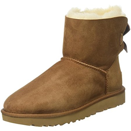 UGG Australia Women's Mini Bailey Bow Winter Boot](Bailey Bow Kids Uggs)