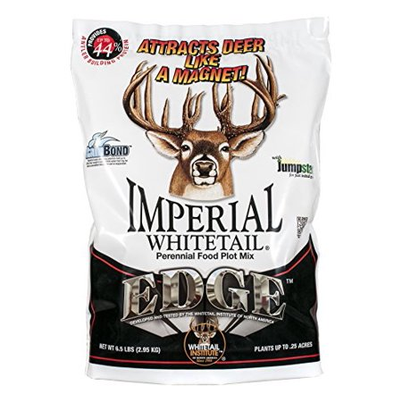 Whitetail Institute Imperial Whitetail Edge Perennial Food Plot Mix - 6.5 Pounds/.25 Acre
