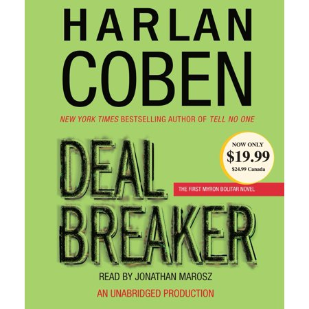 Deal Breaker : The First Myron Bolitar Novel (Deal Of The Day)