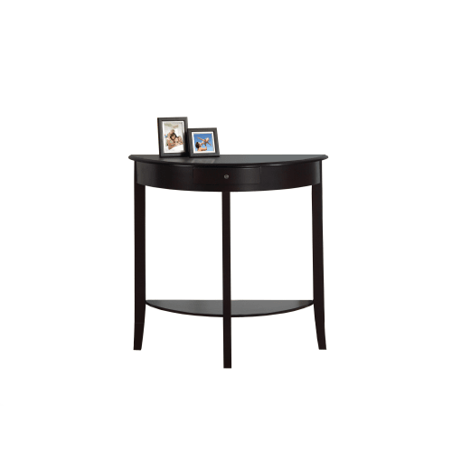"""Monarch Accent Table 31""""L   Dark Cherry Hall Console by Monarch Specialties"""