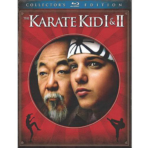 The Karate Kid I & II (Collector's Edition) (Blu-ray) (Widescreen)