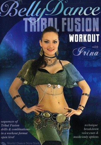 Bellydance Tribal Fusion Workout by Stratostream