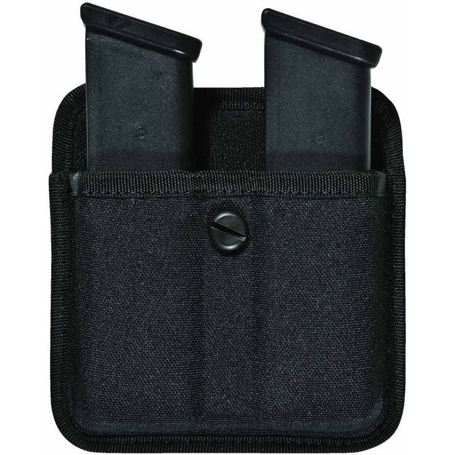 Bianchi Patroltek 8020 Black Triple Threat II Magazine Pouch, Size 2 by Generic