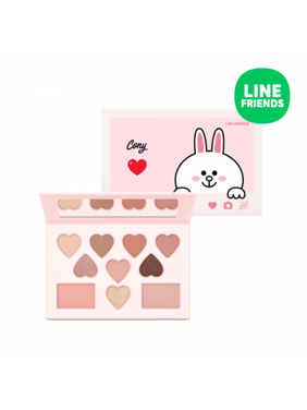 Color Filter Shadow Palette No.6 Pitapatting Cony (Line Friends Edition)