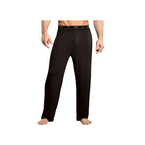 Magic Silk Male Power Black Bamboo Lounge Pant 188-171BKM...
