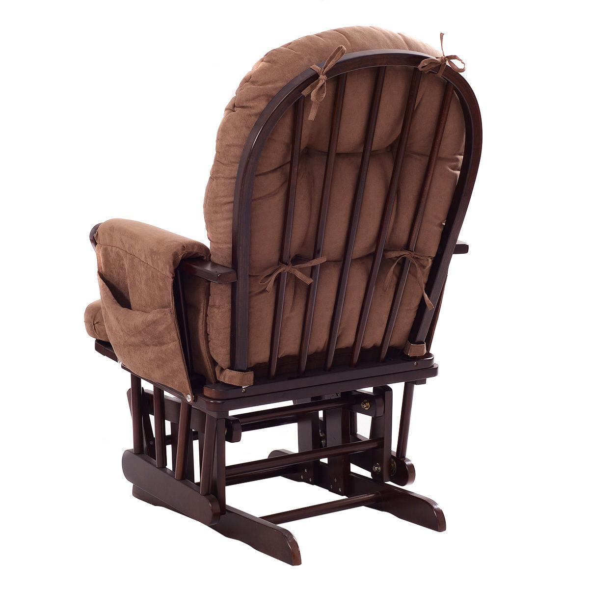 Baby Nursery Relax Rocking Chair Hoop Glider Amp Ottoman Set