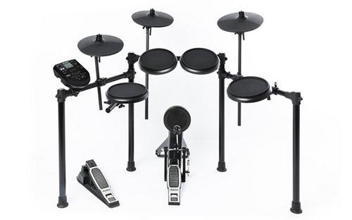 "Alesis Nitro Kit | Electronic Drum Set with 8"" Snare, 8"" Toms, and 10""... by inMusic Brands, Inc"