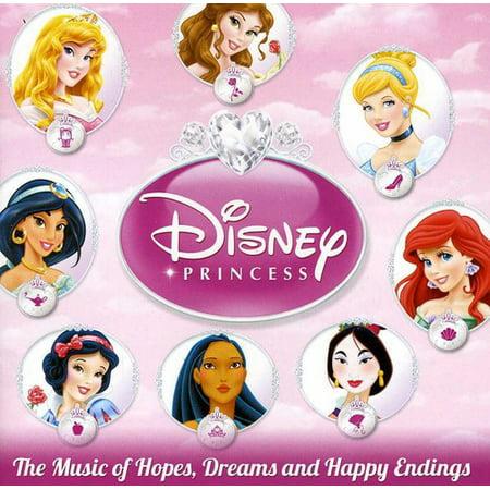 Disney Princess: The Collection (CD)](Disney Cd Collection)