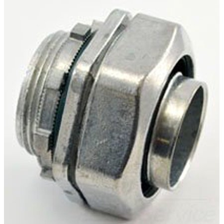 Bridgeport 439-LT2 Straight Liquidtight Connector; 4 Inch, Die-Cast (Bridgeport Oregon)