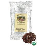 Starwest Botanicals - Bulk Hibiscus Flowers C/S Organic - 1 lb.